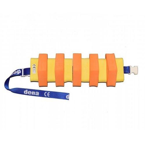 Plavecký pás 1000 oranžovo/žlutý