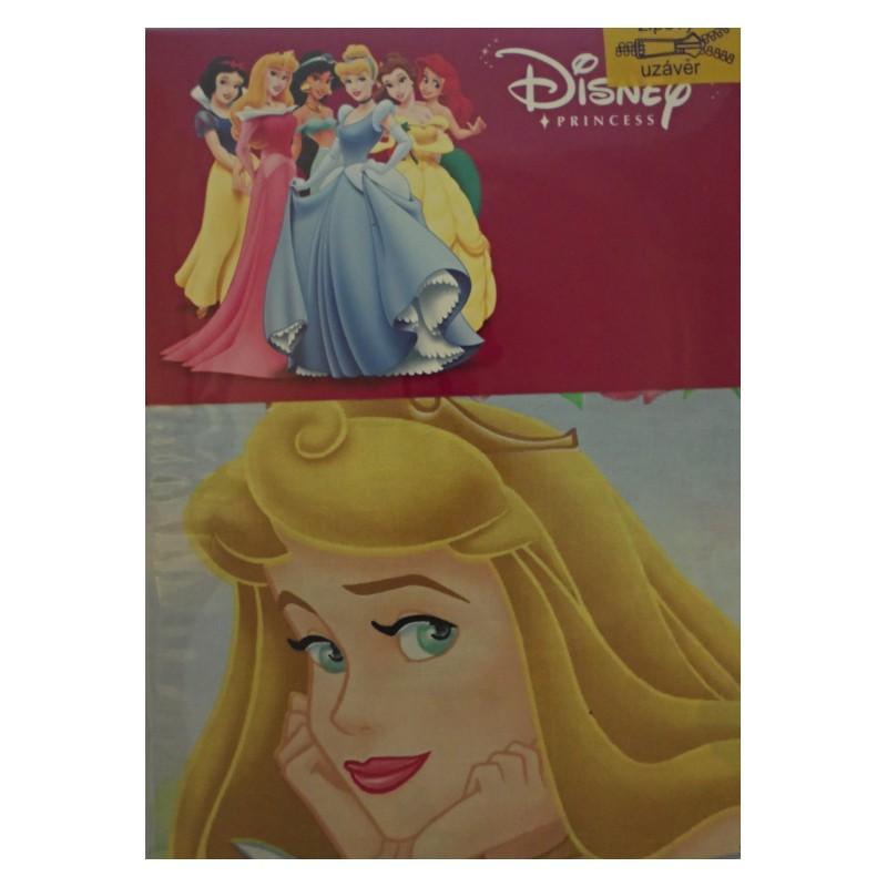 2dílné povlečení velké Disney Princess (DOPRODEJ kolekce)