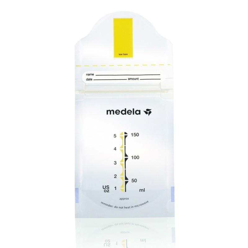Medela sáčky na mateřské mléko 150ml