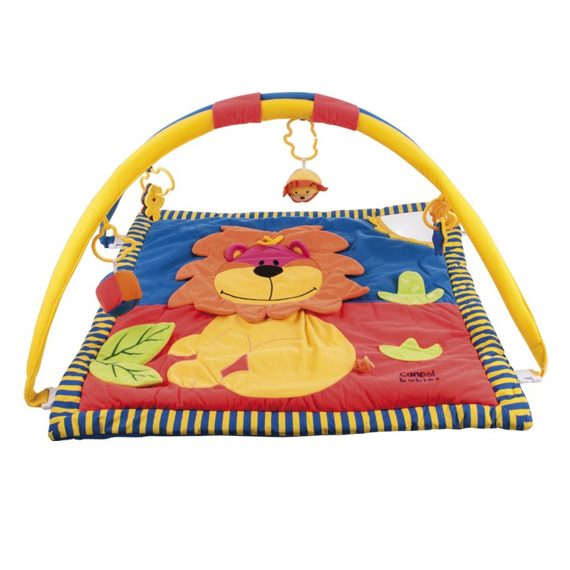 Canpol babies hrací deka Lev