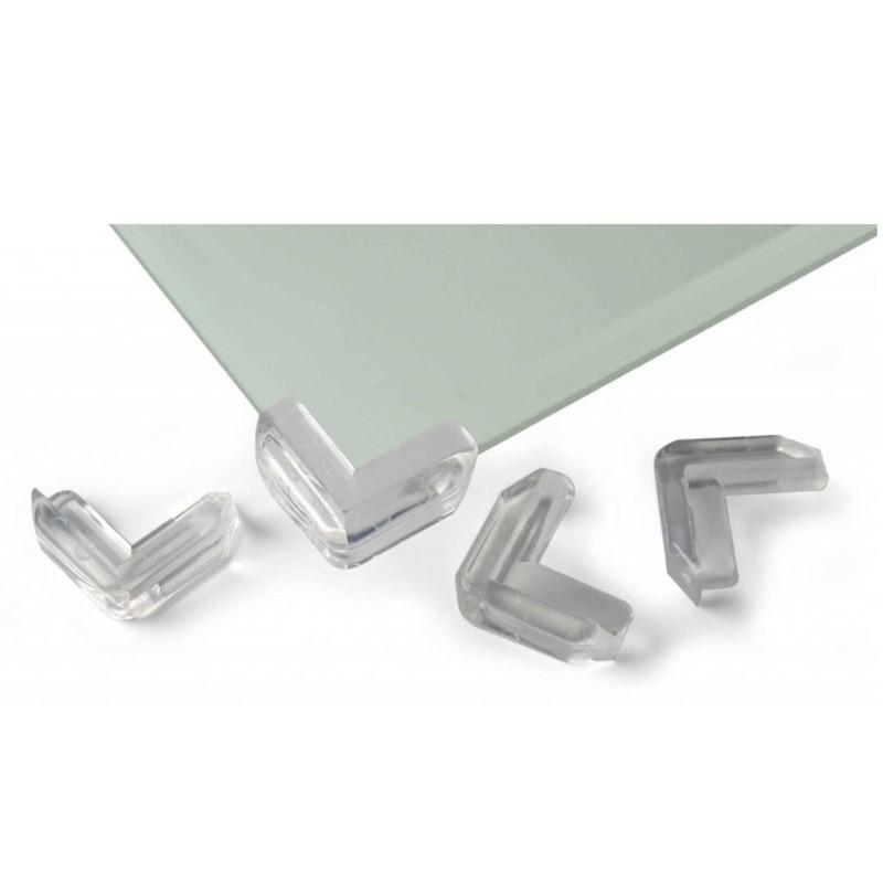 Reer ochrana rohů skleněného stolu 4ks