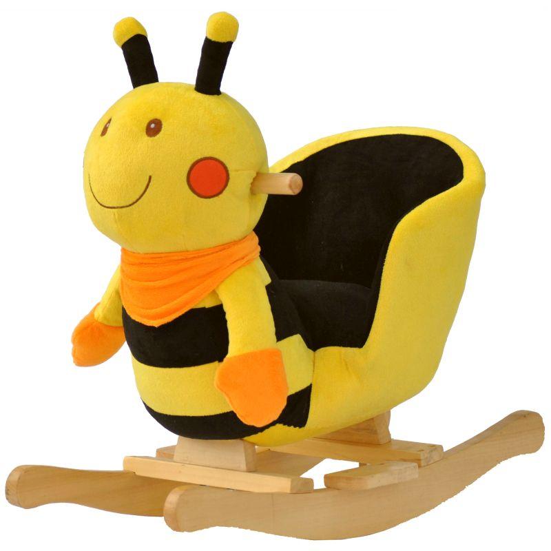 BabyGo houpací zvířátko Včelička
