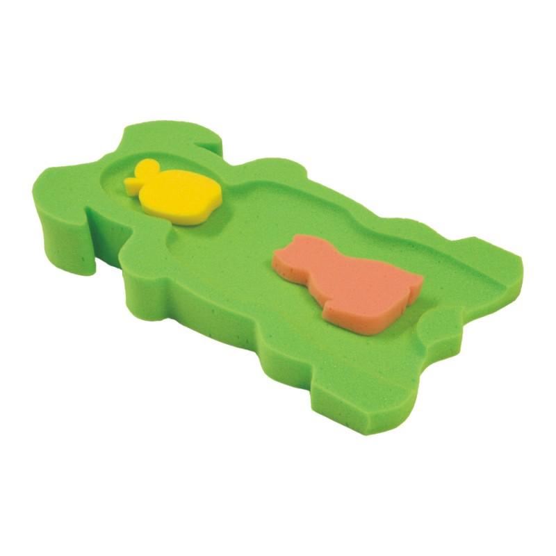 Molitanové lehátko do vaničky zelené