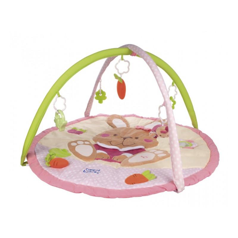Canpol babies hrací deka Králíček