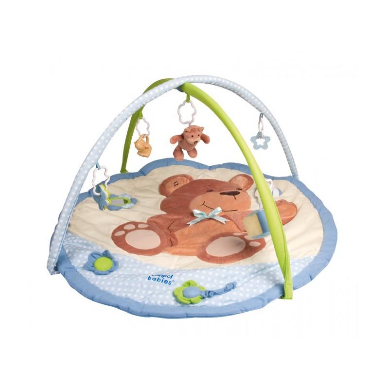 Canpol babies hrací deka Medvídek
