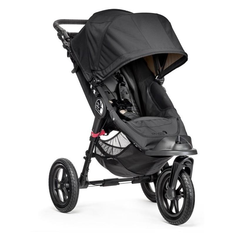 Baby Jogger City Elite černý 2016