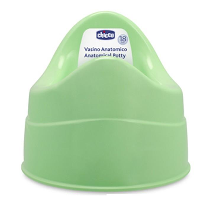 Chicco nočník zelený