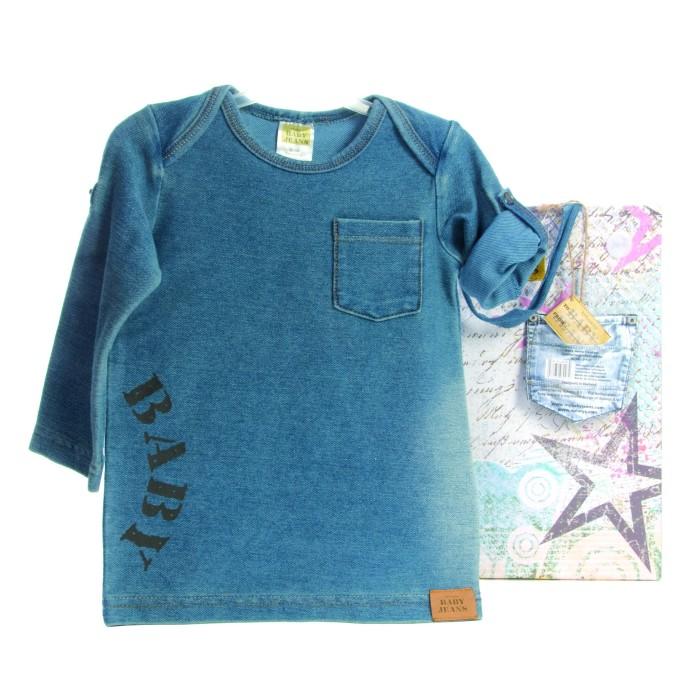 Baby Jeans tričko (SLEVA je z důvodu vyšisování látky!)