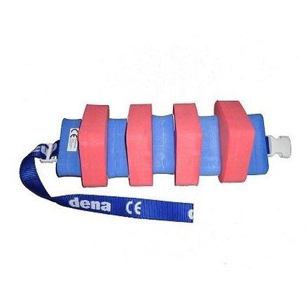 Plavecký pás 600 modro/červený