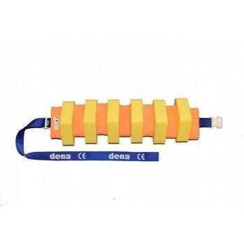 Plavecký pás 1300 žluto/oranžový