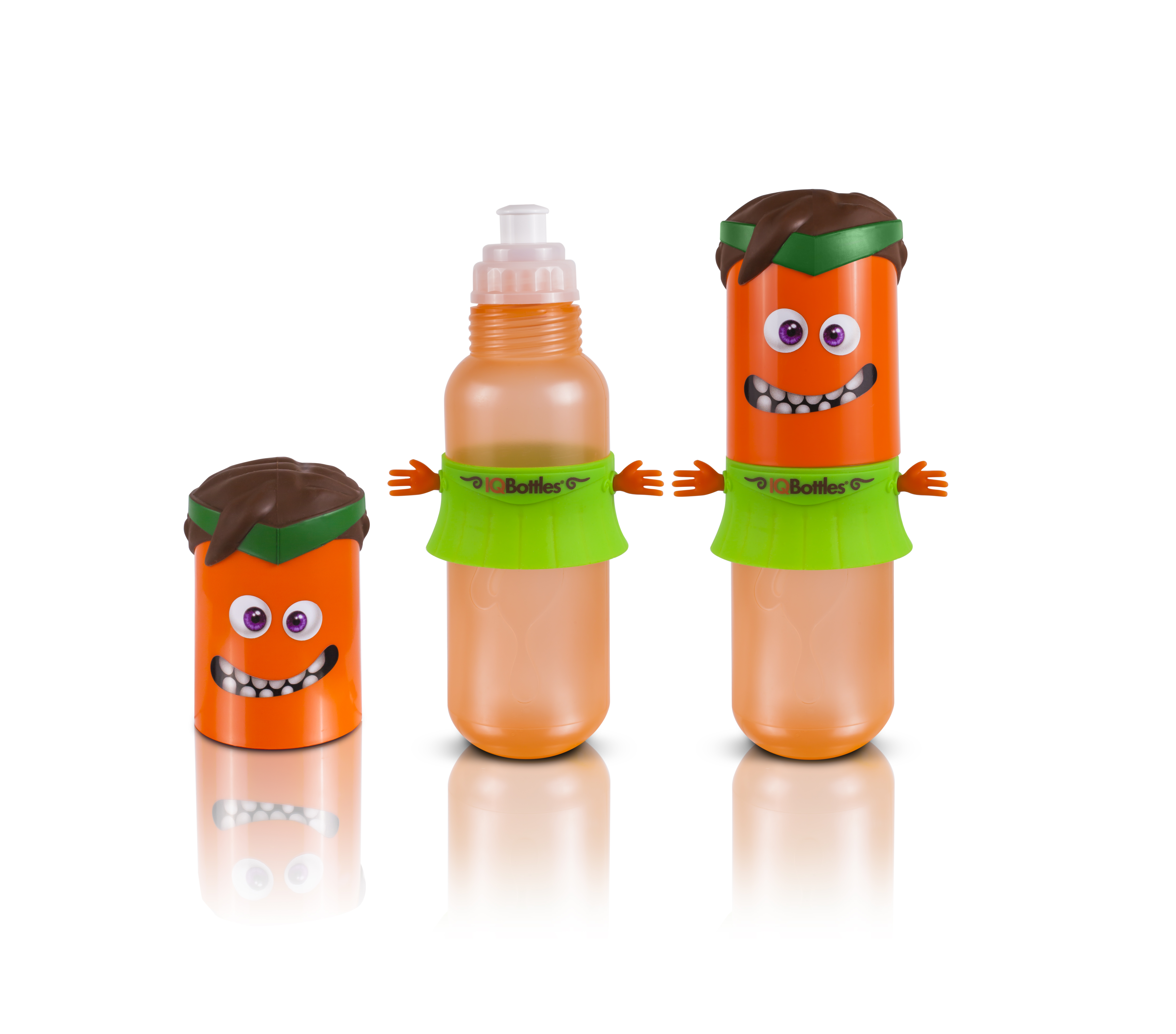 IQBottles PRINCESS Orange