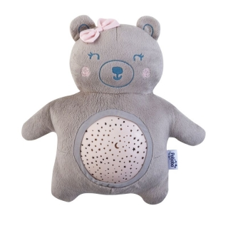 Star Projector baterie TEDDY GIRL