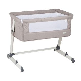 BabyGo postýlka Together Beige