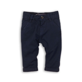 0781374fa5 Minoti FLAG 4 kalhoty chlapecké modrá vel. 68-80cm