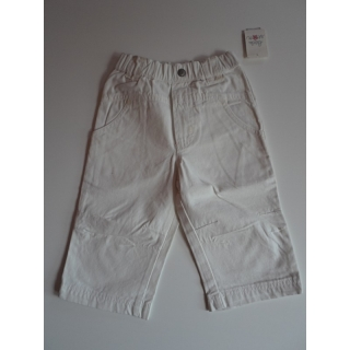 ac213a5866 Little Star kalhoty bílá vel. 80cm