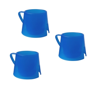Steadyco hrneček Steadycup® 3pack Blue